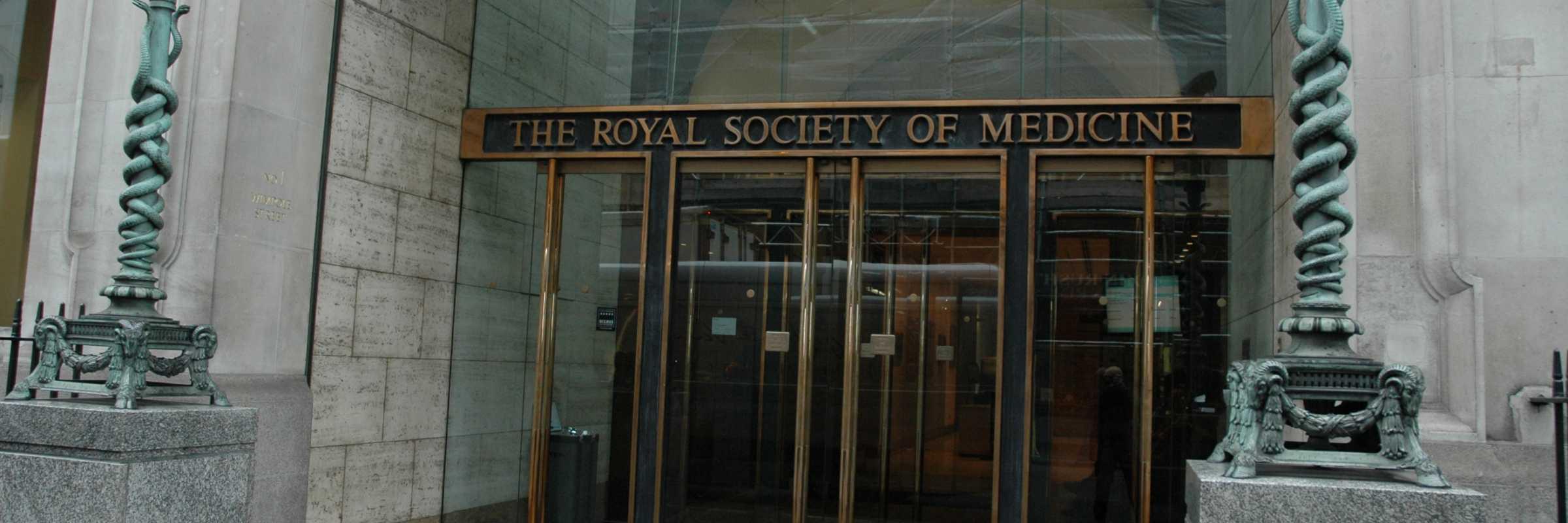 Royal Society of Medicine, 1 Wimpole Street venue