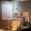 Display at the Winter Conference archives exhibition