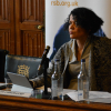 Chi Onwurah MP was questioned during panel 4