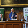 John Bercow MP, Speaker of the House of Commons welcomes attendees