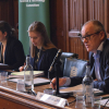 Sir Patrick Vallance was questioned during panel 2
