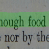 Statement from Declaration, Final Act of the United Nations Conference on Food and Agriculture, May 18 - June 3 1943.  17% agreed and 83% disagreed with the statement at the Archives Interactive table.