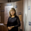 Sheila Merciera, The Society's Archives, Library and Records Manager