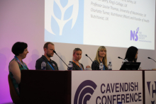 Careers Panel at the Nutrition Futures 2021 conference