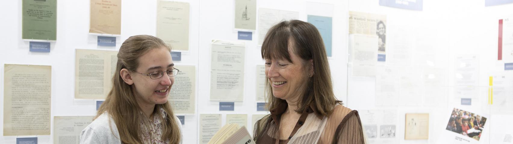 The FENS Archive exhibition