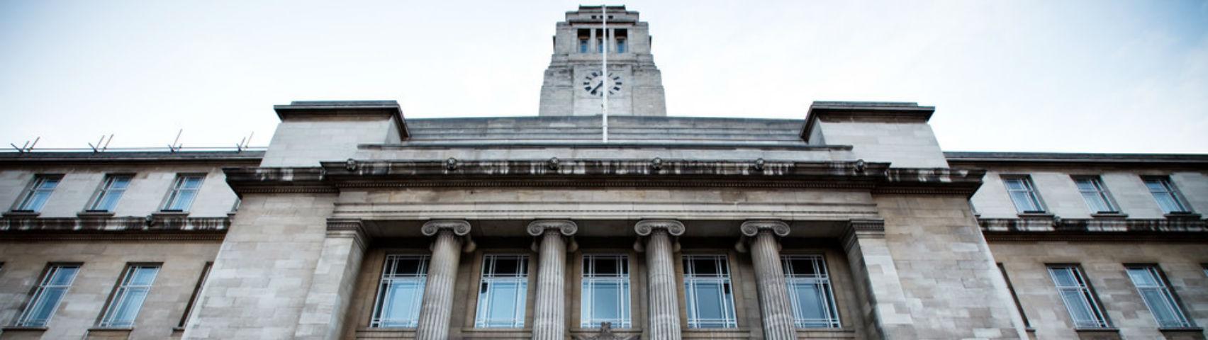 Parkingson building, University of Leeds