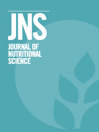 Journal of Nutritional Science from the Nutrition Society