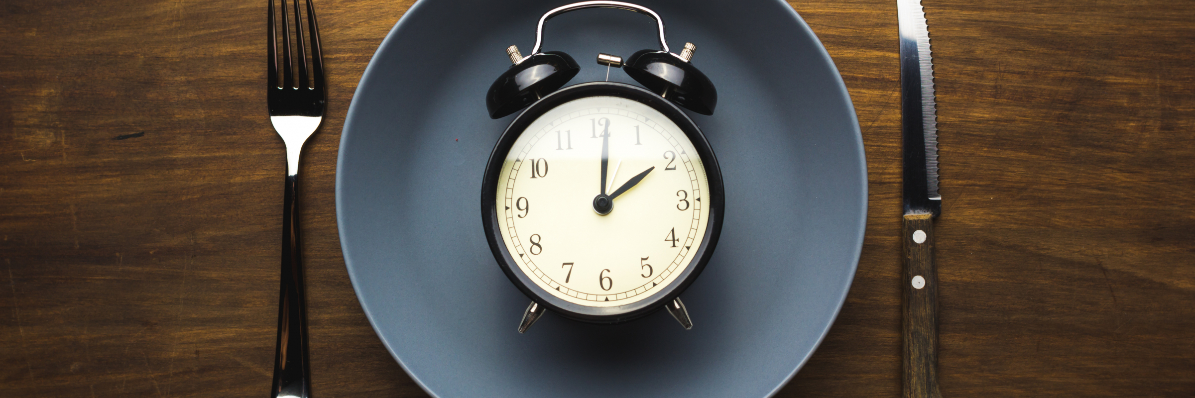 Meal time clock