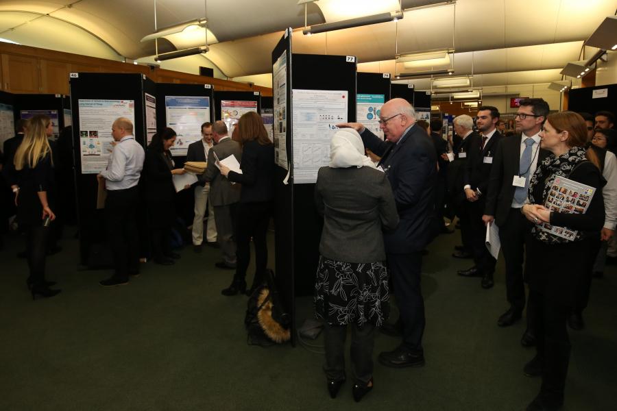 STEM for BRITAIN event at Portcullis House