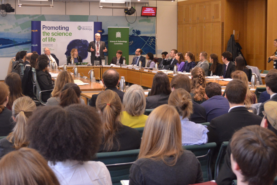Voice of the Future 2018, House of Commons