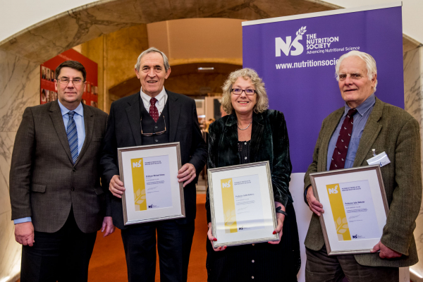 Honorary Fellows 2018