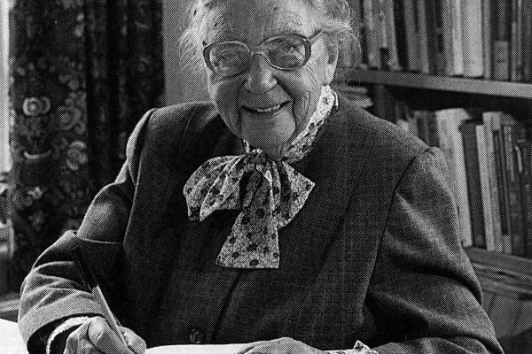 Dr Elsie Widdowson