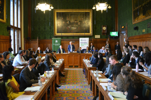 2019 Voice of the Future event - Committee room