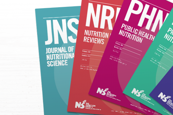The Nutrition Society's five journals