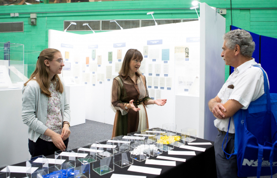 Summer Conference 2018 archive exhibition - Uni of Leeds