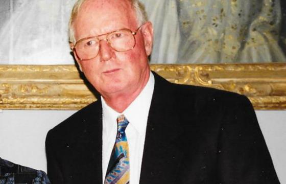 Professor Donald Naismith