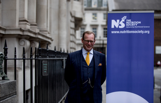 The Nutrition Society's CEO wins CEO of the year award