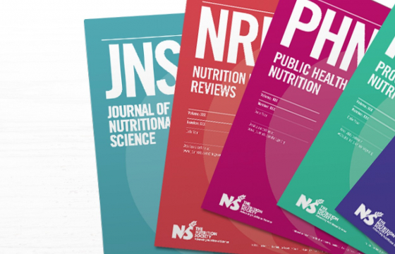 The Nutrition Society's Journal Club