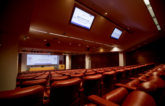 Guy-Whittle Auditorium, RSM