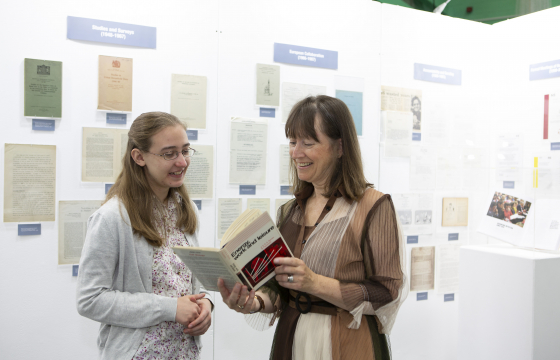 The FENS Archive exhibition