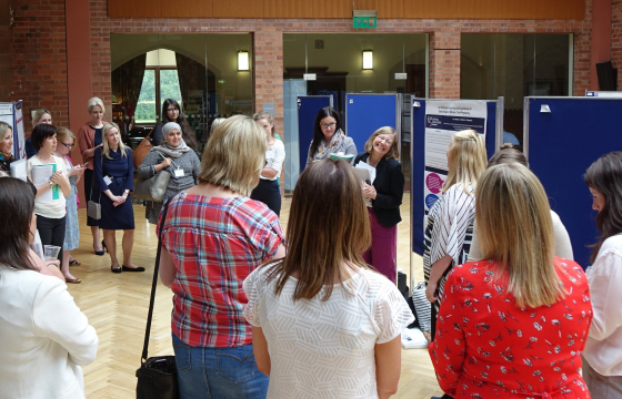 Poster Session - Irish Section Conference