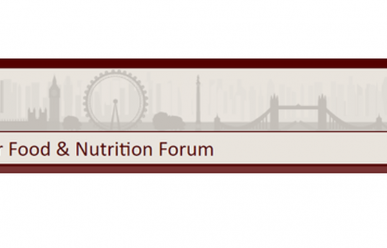 Food & Nutrition Forum