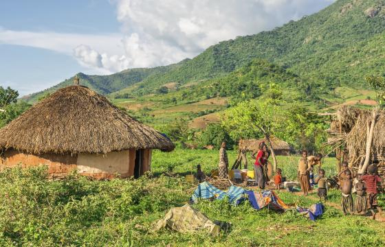 Village in Ethiopia