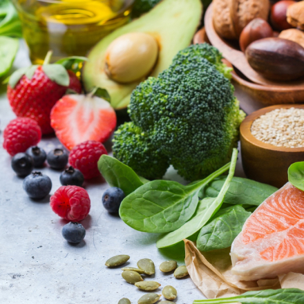 Nutrition and optimum life course